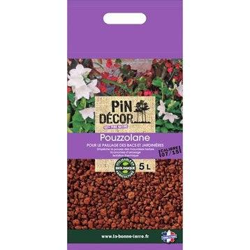 Pouzzolane PIN DECOR, 5 l