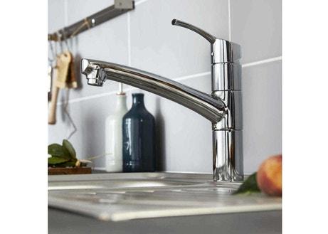 Comment choisir son robinet de cuisine leroy merlin - Joint mitigeur cuisine ...