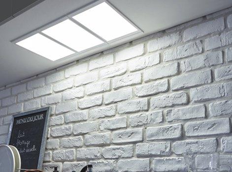 Tout savoir sur l\'éclairage dans la cuisine | Leroy Merlin