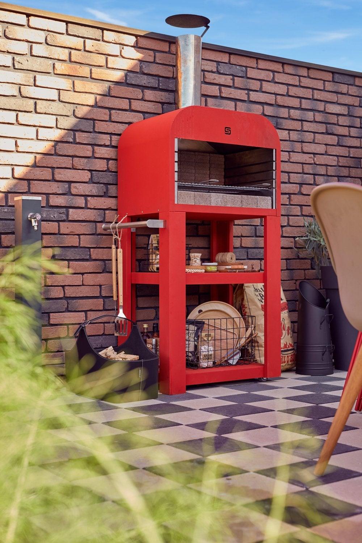 un barbecue lectrique sur roulette leroy merlin. Black Bedroom Furniture Sets. Home Design Ideas