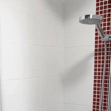 Faïence mur blanc, Basic l.20 x L.25 cm