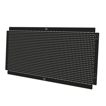 Panneau porte-outils système modulaire hubsystem SPACEO, l.96 x H.40 x P.0.01 cm