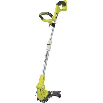 Coupe bordures sans fil ryobi one olt1831s 18v sans batterie - Coupe bordure sans fil stihl ...