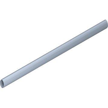 Barre de penderie Acier l.80 x P.3.5 x Ep.0.2 cm