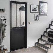 Porte coulissante porte int rieur escalier et rambarde for Bloc porte verre