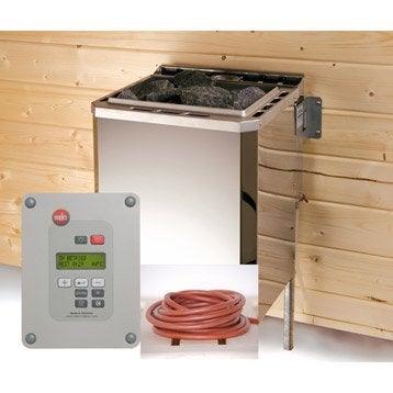 Poêle de sauna WEKA Bioaktiv, 4.5 Kw