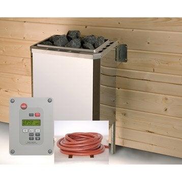 Poêle de sauna WEKA Classic, 7.5 Kw