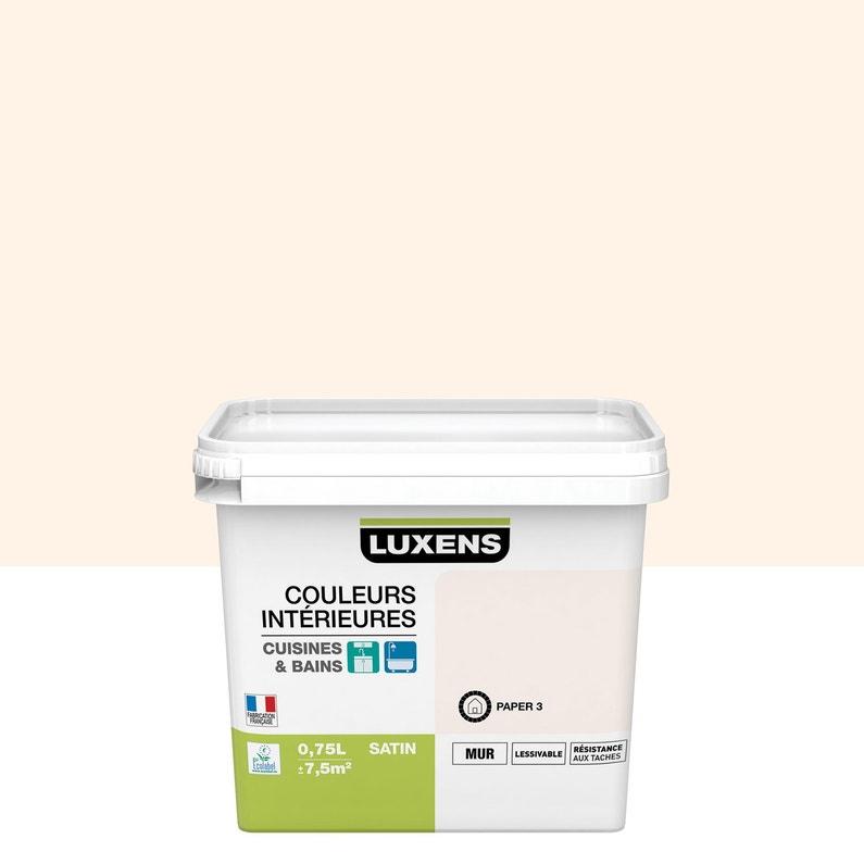 Peinture Couleurs Intérieures Luxens Paper 3 0 75 L