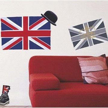 Sticker Union Jack, 50 x 70 cm