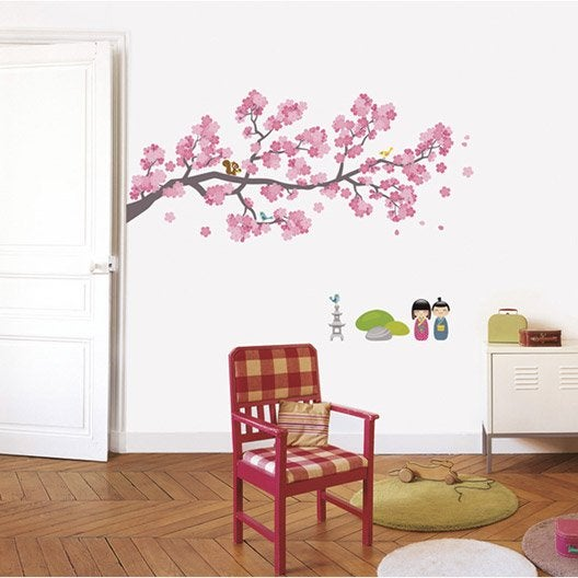Stickers muraux chambre bebe leroy merlin for Stickers muraux leroy merlin