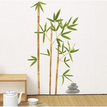 Sticker Bambou aurea 49 cm x 69 cm