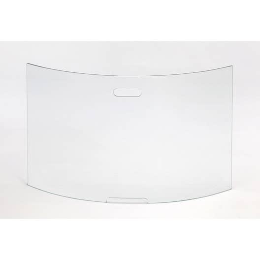 pare feu 1 volet atelier dixneuf velum verre tremp leroy merlin. Black Bedroom Furniture Sets. Home Design Ideas