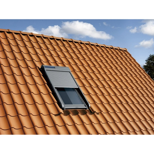 Store velux volet pour velux store fen tre de toit au - Volet pour fenetre de toit ...
