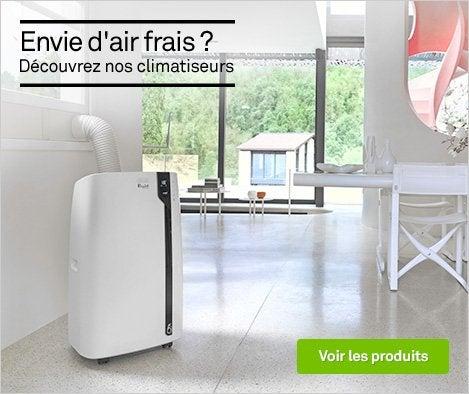 HOP - Gamme Climatiseur - Envie air frai