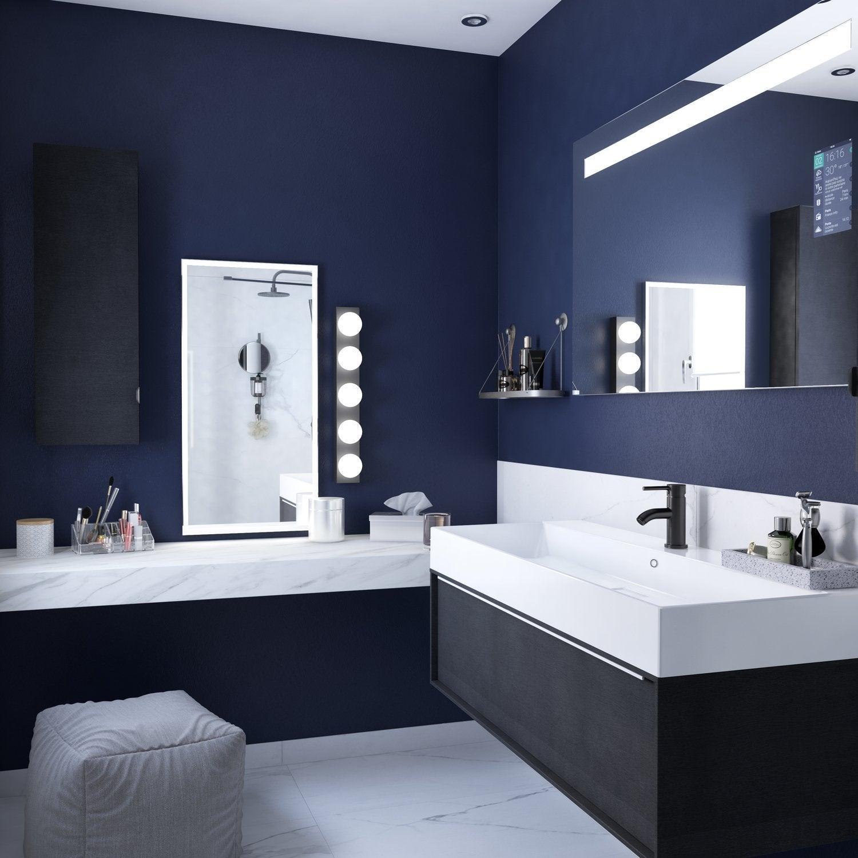 Couleur Tendance Salle De Bain 2019 salles de bains modernes : styles et tendances | leroy merlin