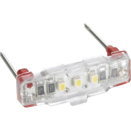 Lampe pour interrupteur ou poussoir voyant t moin - Interrupteur avec voyant lumineux leroy merlin ...
