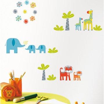 Sticker Doudou, 23.5 x 67 cm