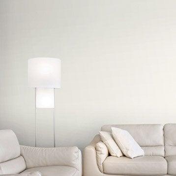 Papier peint vinyle sur intissé Alkane, blanc, larg. 1.06 m