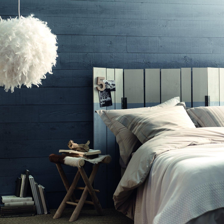 Des idées de couleurs dans la chambre