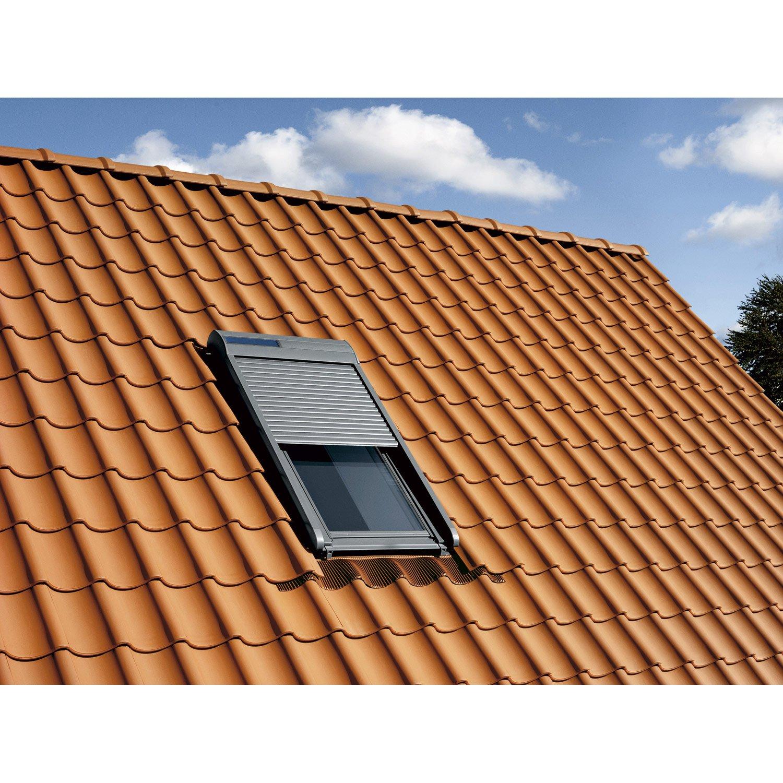 Velux Ggu Salle De Bain ~ volet fen tre de toit roulant nergie solaire velux ssl uk08