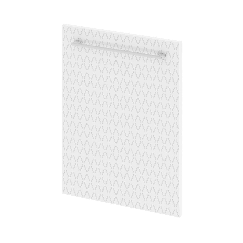 Porte L45 X H58cm Blanc 3d Remix