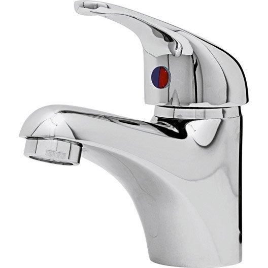 Robinet de lavabo et vasque robinet de salle de bains for Leroy merlin mitigeur bain douche