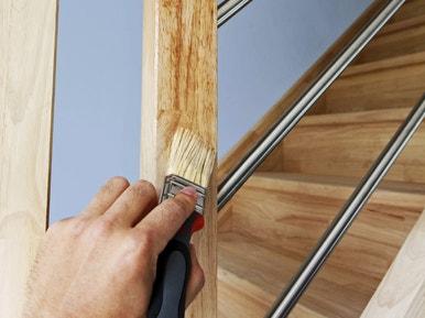 Comment Peindre Un Escalier Leroy Merlin