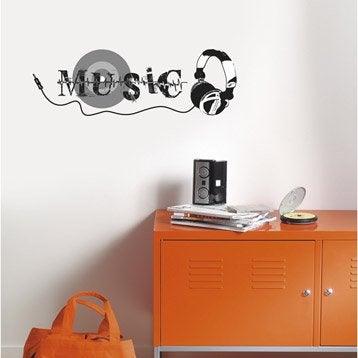 Sticker DJ, 23.5 x 67 cm