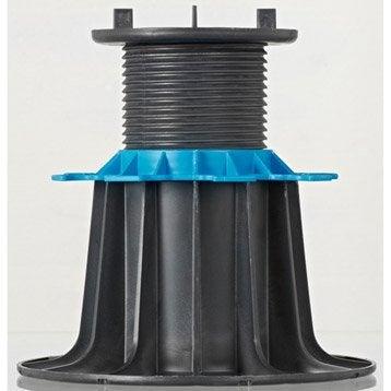 Plot pour dalle, H.140/230 mm