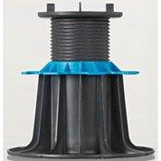Plot pour dalle polypropylène chargé, H.140/230 mm