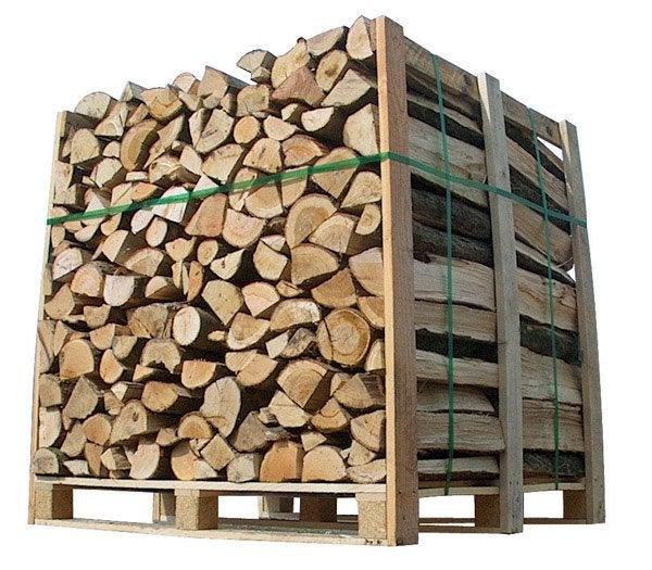 Tout savoir sur le chauffage au bois leroy merlin - Ranger du bois de chauffage ...