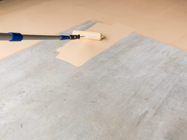 Comment poser une porte coulissante galandage leroy for Peinture carrelage sol interieur