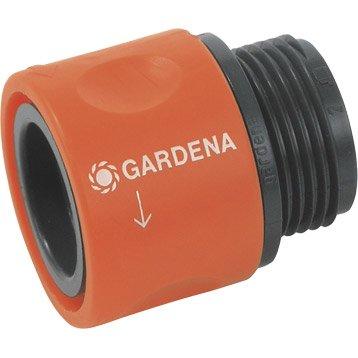 Adaptateur automatique 20/27 mm GARDENA
