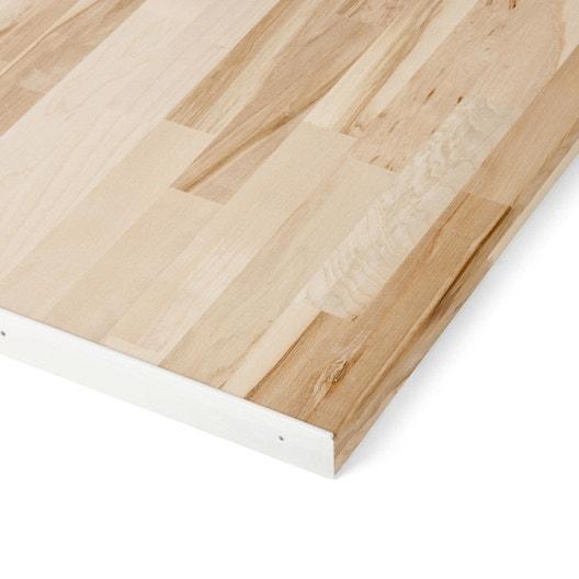 profil de finition blanc x l 4 cm leroy merlin. Black Bedroom Furniture Sets. Home Design Ideas