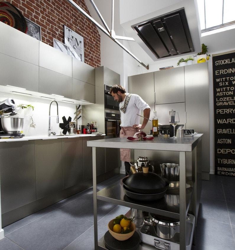La cuisine stil for Cuisinez comme un chef