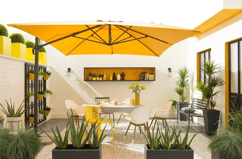 Des idées pour décorer la cour ou le patio