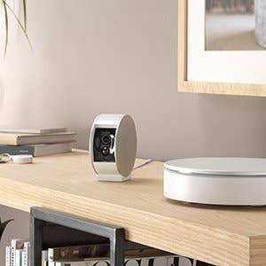 alarme maison cam ra de surveillance et d tecteur de. Black Bedroom Furniture Sets. Home Design Ideas