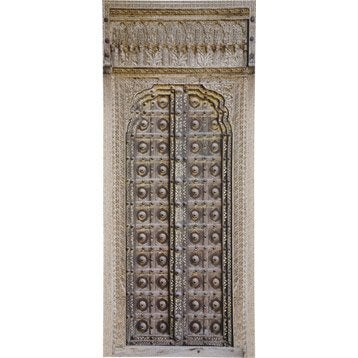 Poster de porte door to marocco dreams 92 x 202 cm for Miroir 90x30