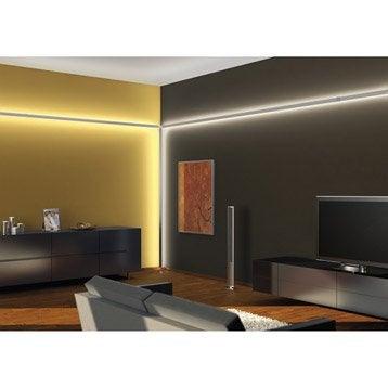 module additionnel duo profil paulmann m tal gris. Black Bedroom Furniture Sets. Home Design Ideas