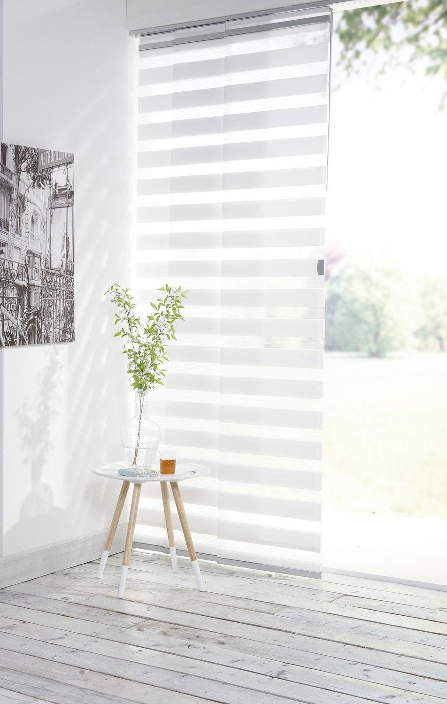 des panneaux japonais pour habiller les fentres with rideau chinois coulissant. Black Bedroom Furniture Sets. Home Design Ideas
