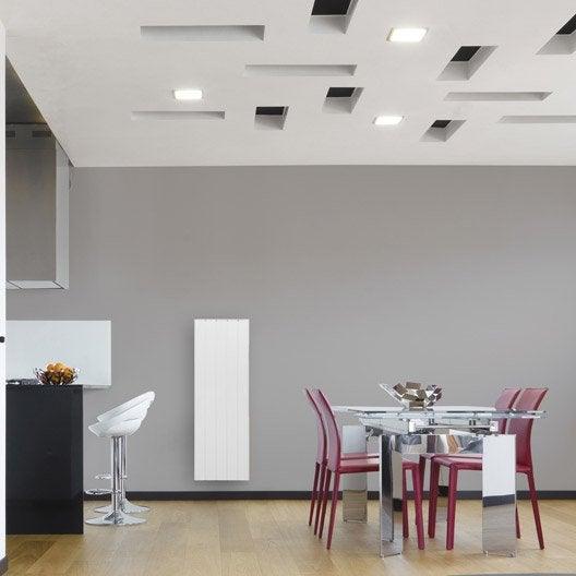 radiateur lectrique inertie pierre airelec seboa vertical 1500 w leroy merlin. Black Bedroom Furniture Sets. Home Design Ideas