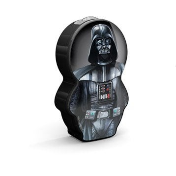 Lampe, led intégrée Star wars PHILIPS, 1X0.3 W-3.2 V W