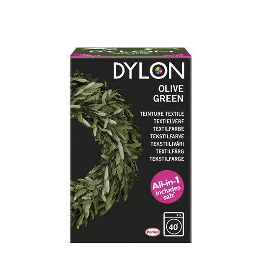 teinture textile dylon vert olive 350 g leroy merlin. Black Bedroom Furniture Sets. Home Design Ideas