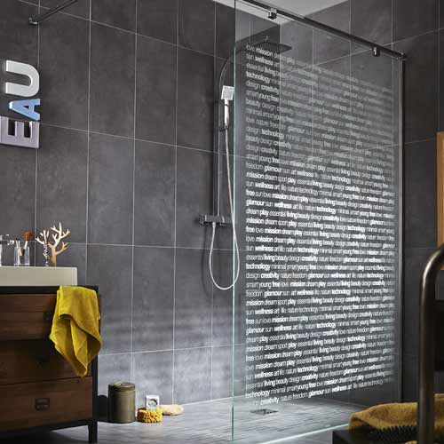 douche salle de bains leroy merlin. Black Bedroom Furniture Sets. Home Design Ideas