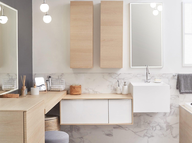 Mon projet meuble de salle de bains en 5 étapes