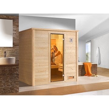sauna baignoire baln o spa et sauna au meilleur prix leroy merlin. Black Bedroom Furniture Sets. Home Design Ideas