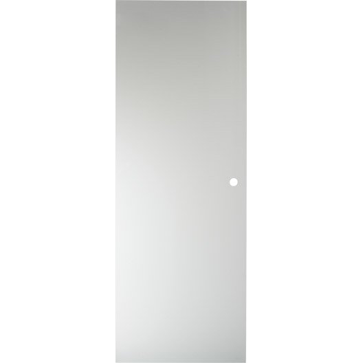 Porte coulissante verre tremp orlando artens 204 x 73 cm leroy merlin - Porte coulissante en verre 73 cm ...