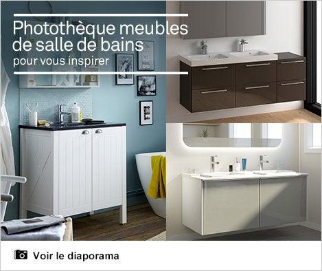 Meuble De Salle De Bains Et Vasque Salle De Bains