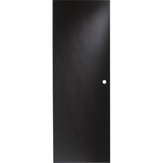 Porte coulissante verre feuillet vegas artens 204 x 83 - Leroy merlin porte coulissante verre ...