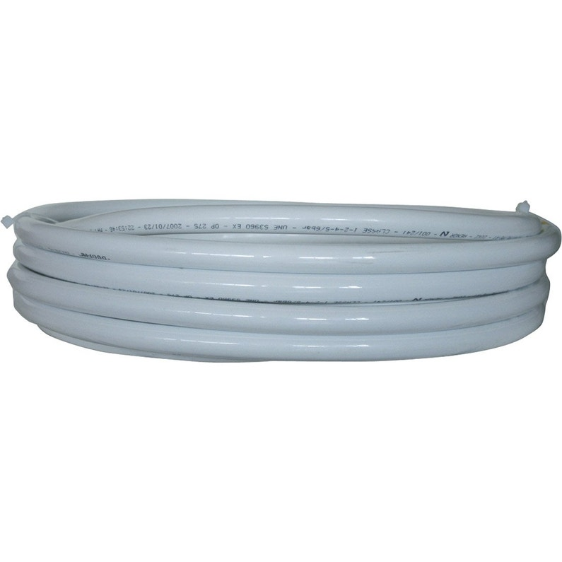 Tube D Alimentation Multicouche X 20 Mm En Couronne De 25 M